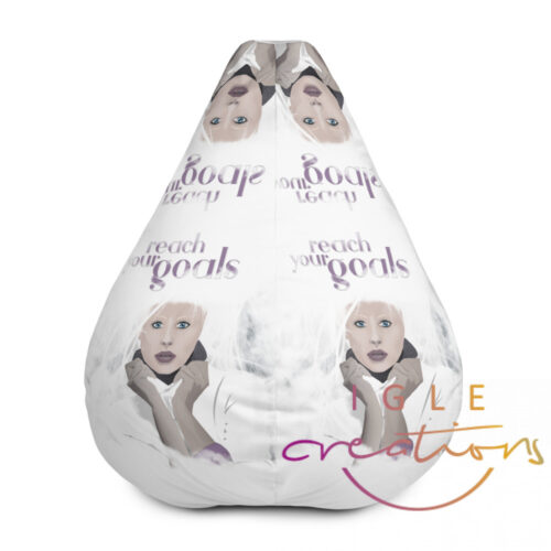 all over print bean bag cover white cover only front 61461e8ca2974