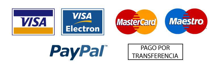 metodos pago
